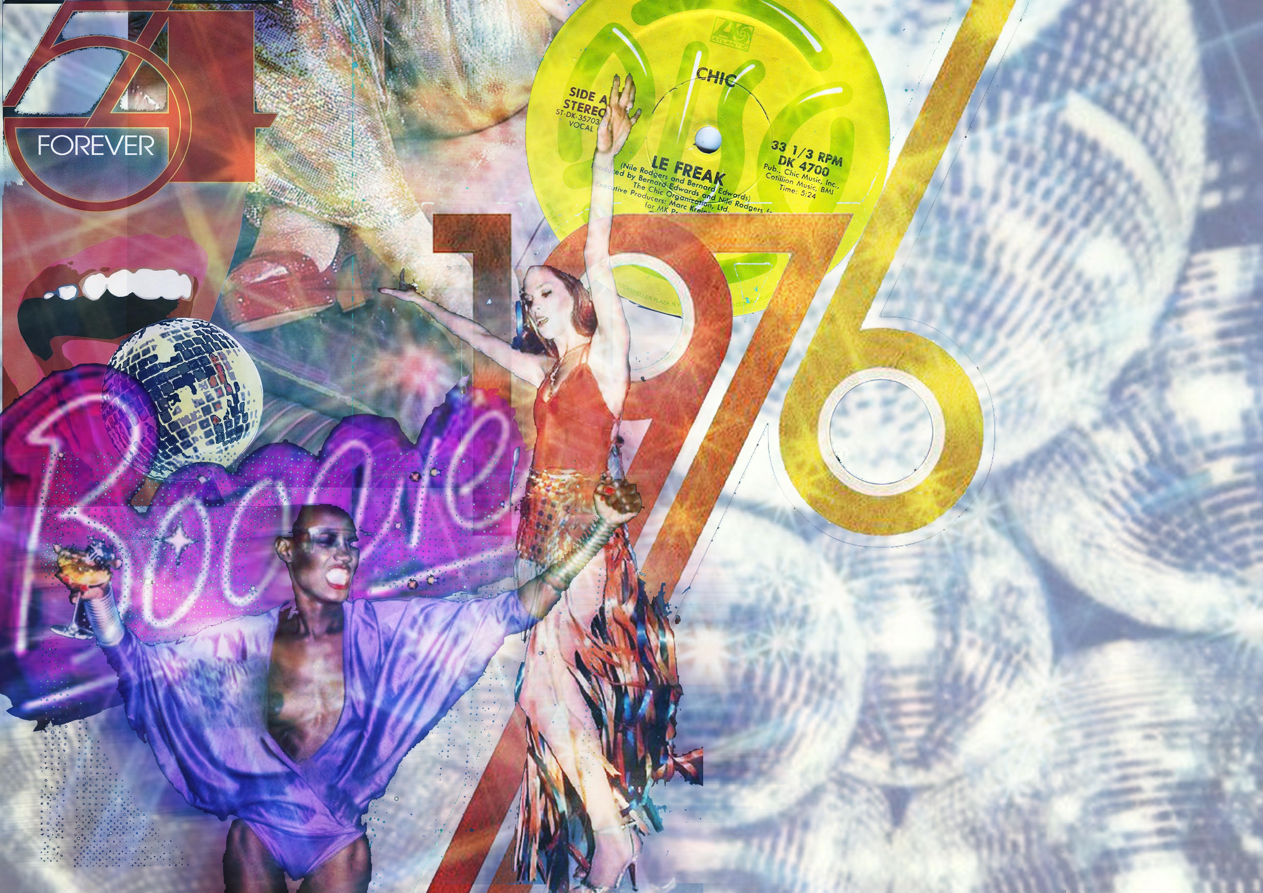 Seventies Disco Fever! | tarajmcgovern
